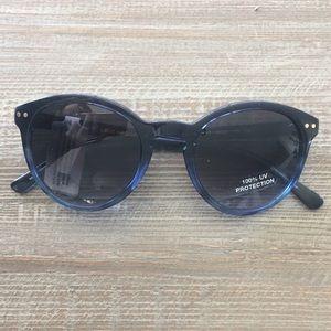 Kate Spade Rory Sunglasses Blue